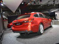 Mazda 6 Estate Paris 2012