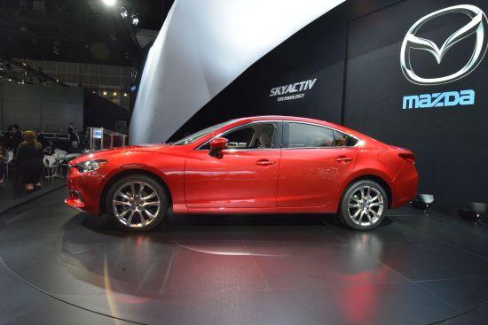 Mazda 6 Los Angeles