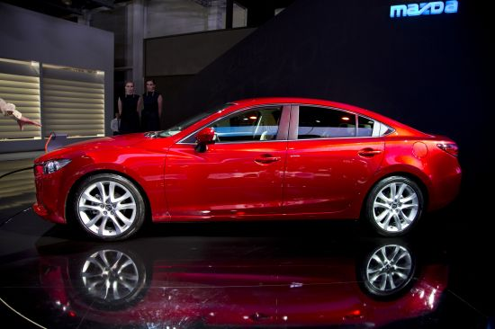 Mazda 6 Moscow
