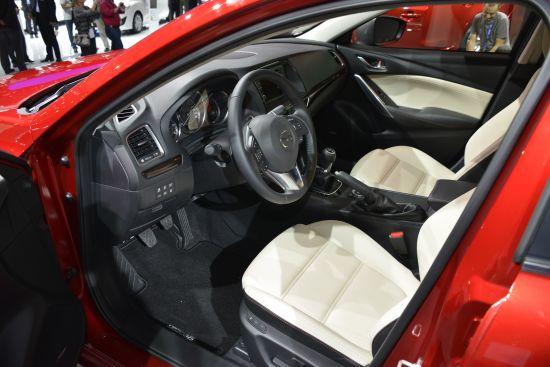 Mazda 6 Paris