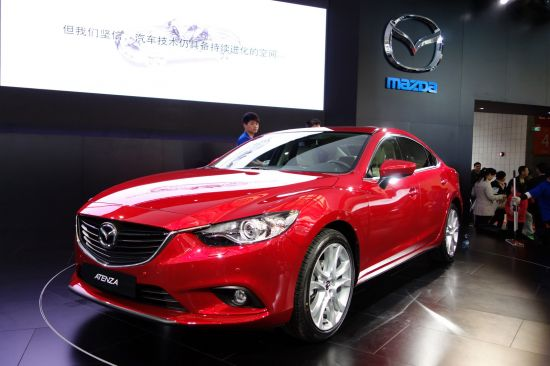 Mazda Atenza Shanghai