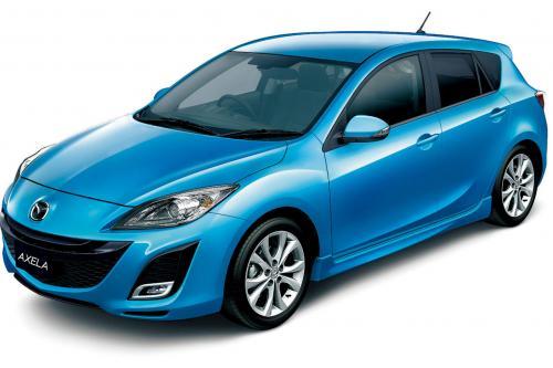 Mazda Axela Navi Edition
