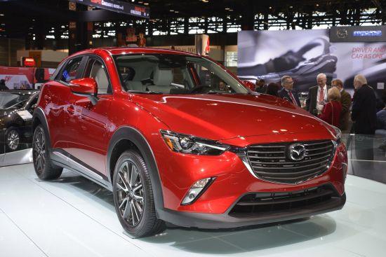 Mazda CX-3 Chicago