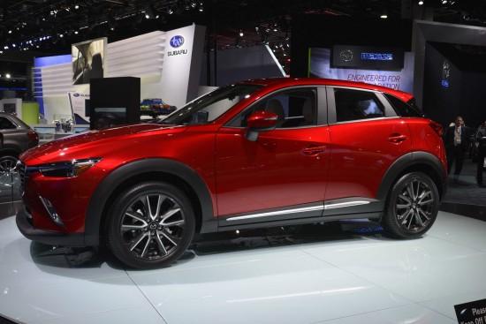 Mazda CX-3 Detroit
