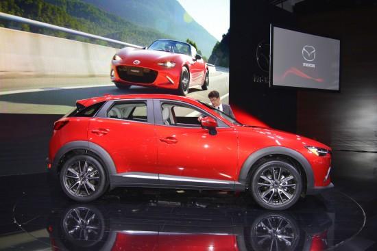 Mazda CX-3 Los Angeles