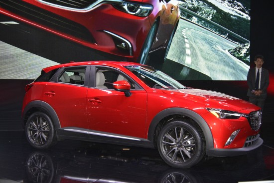 Mazda CX-3 Los Angeles