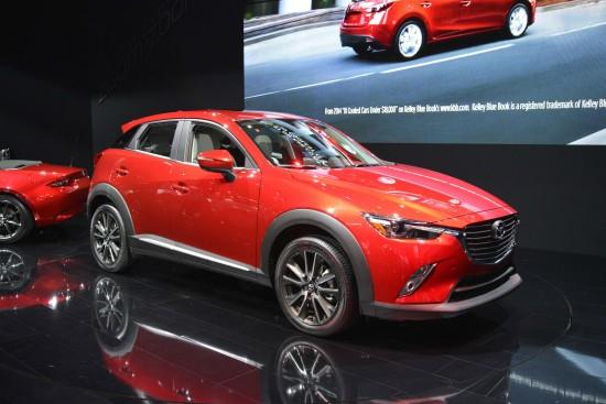 Mazda Cx 3 Los Angeles 2014 Picture 116260