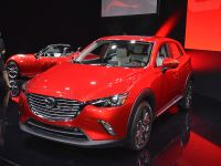 Mazda CX-3 Los Angeles 2014, 1 of 9