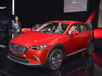 Mazda CX-3 Los Angeles 2014, 2 of 9