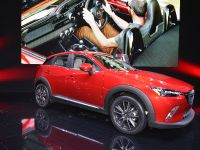 Mazda CX-3 Los Angeles 2014, 4 of 9
