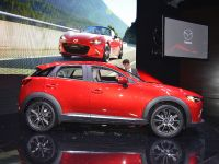 Mazda CX-3 Los Angeles 2014, 5 of 9