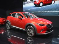 Mazda CX-3 Los Angeles 2014, 8 of 9