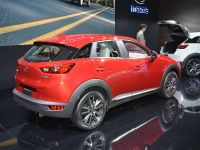 Mazda CX-3 Los Angeles 2014, 9 of 9
