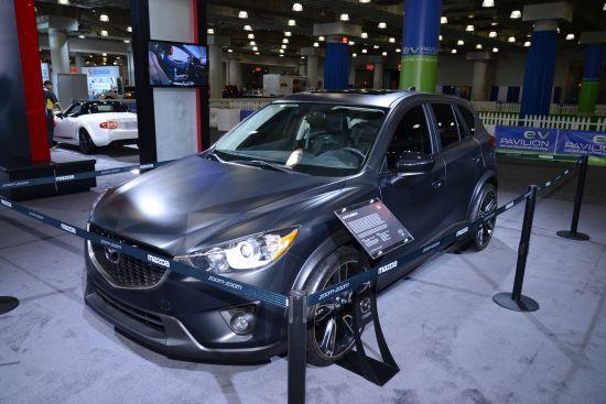 Mazda CX-5 Urban New York