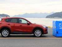Mazda CX-5 with Smart City Brake Support, 1 of 5