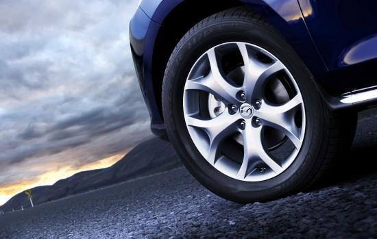 Mazda CX-7 Facelift