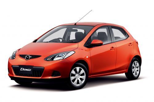 Обновленный Mazda Demio сейчас в продаже в Японии