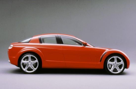 Mazda RX-Evolv Concept
