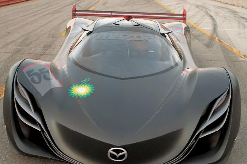 Mazda Furai – очень много фотографий в высоком разрешении