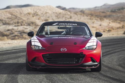 Мазда автоспорта выпускает Глобальный МХ-5 Кубок гоночного автомобиля