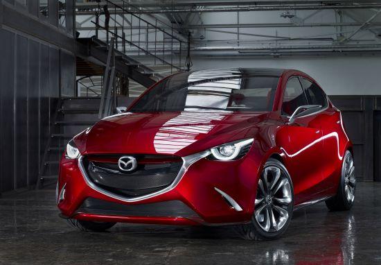 Mazda Hazumi Geneva