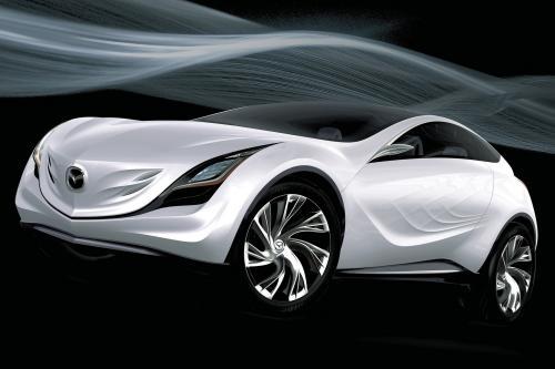 Mazda Kazamai concept премьера на Московском