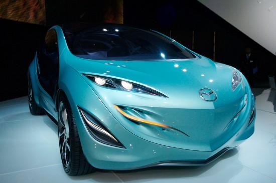 Mazda Kiyora Concept Tokyo