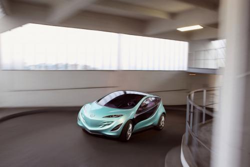 Mazda Kiyora Concept Car