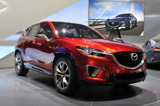Mazda Minagi Geneva
