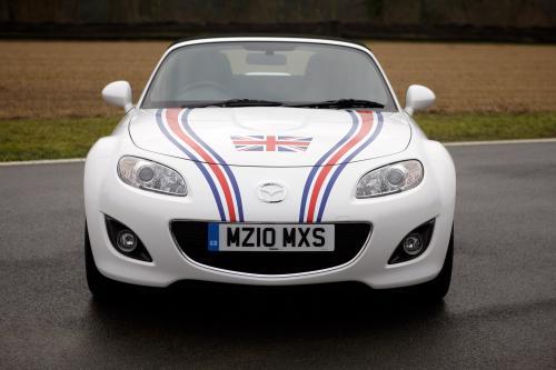 Mazda MX-5 20th Anniversary стиле специально для Великобритании
