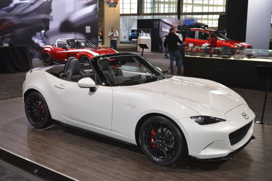 Mazda MX-5 Chicago