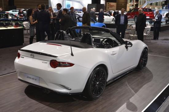 Mazda MX-5 Chicago