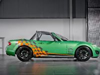 Mazda MX-5 GT Race Car, 1 of 5