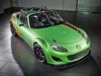 Mazda MX-5 GT Race Car, 5 of 5