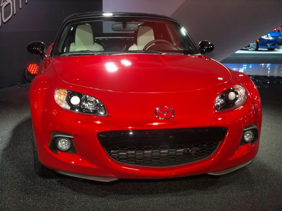Mazda MX-5 Miata 25th Anniversary Edition New York