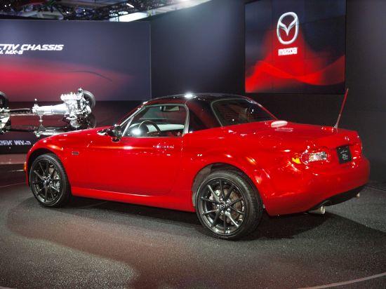 Mazda MX-5 Miata 25th Anniversary Edition New York