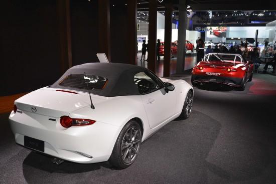 Mazda MX-5 Miata Los Angeles