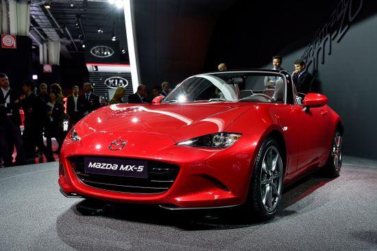 Mazda MX-5 Paris