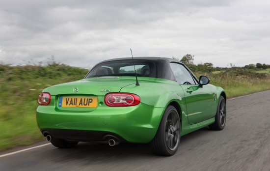 Mazda MX-5 Sport Black Limited Edition Roadster Coupe