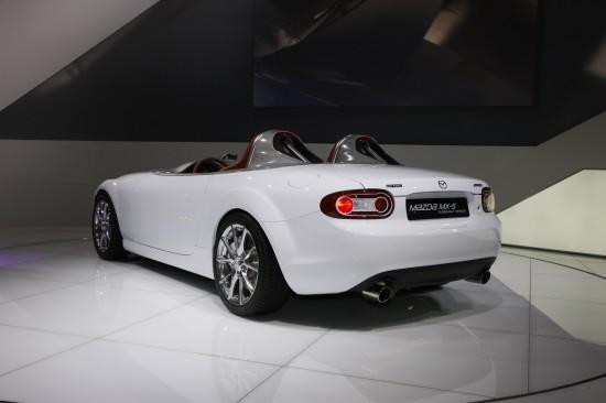 Mazda MX-5 Superlight Frankfurt