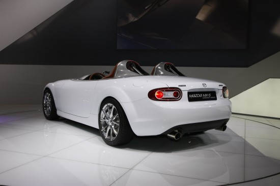 Mazda MX-5 Superlight Frankfurt