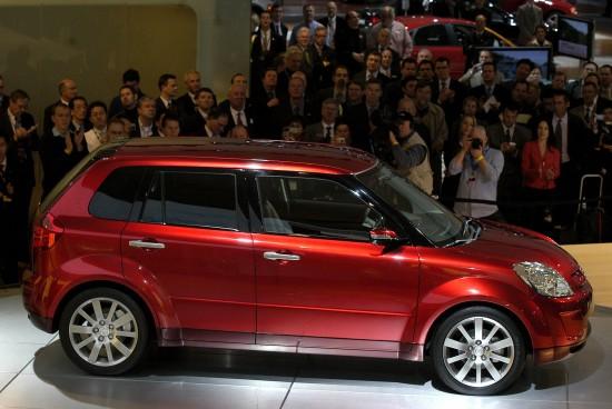 Mazda MX-MicroSport Concept