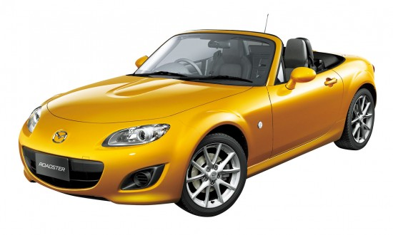 Mazda Roadster RS