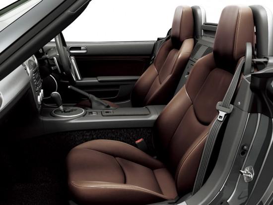 Mazda Roadster VS RHT