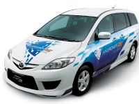 Mazda RX 8 Hydrogen RE & Mazda Premacy Hydrogen RE Hybrid, 1 of 6
