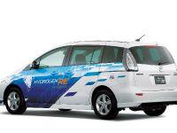 Mazda RX 8 Hydrogen RE & Mazda Premacy Hydrogen RE Hybrid, 3 of 6