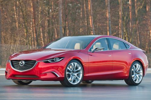 Mazda Takeri концепт-кар