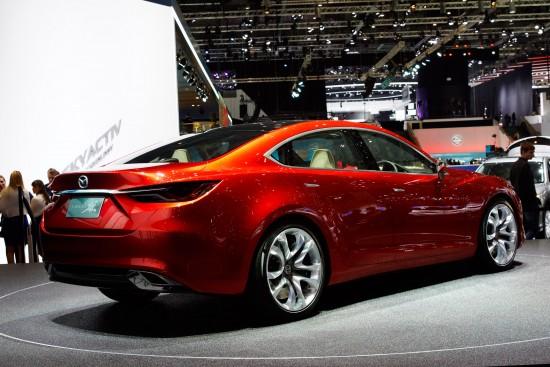 Mazda Takeri concept Geneva
