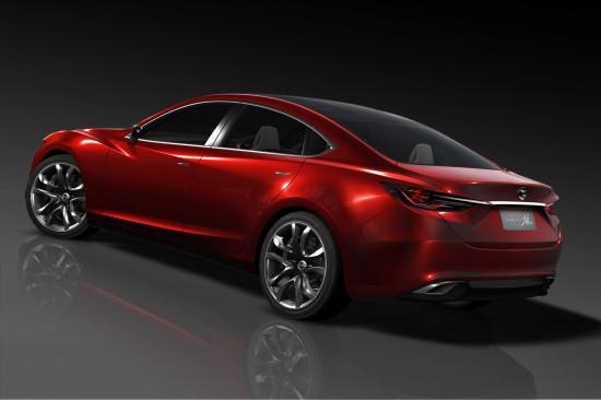 Mazda TAKERI Concept Saloon