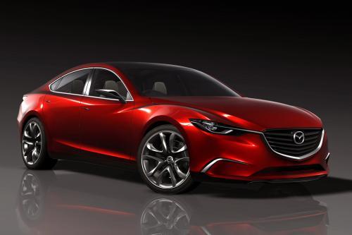 Mazda TAKERI Concept седан